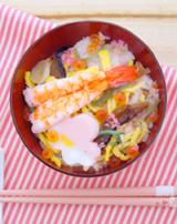 ひな祭り ちらし寿司 レシピ